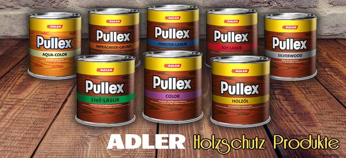 Produkte von ADLER - DER SPEZIALIST FÜR DEN HOLZSCHUTZ