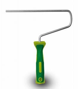 SoliDLine Bügel – Farbwalzenbügel | 2-Komponenten-Griff | für Großwalzen mit 25 – 27 cm Breite