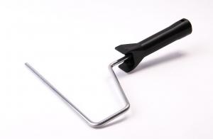 SoliDLine Bügel – Farbwalzenbügel für Großwalzen | Kunststoff-Griff | für 25 – 27 cm Walzenbreite