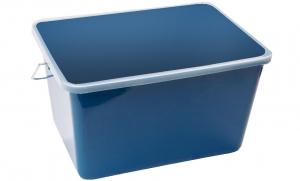 SoliDLine Farbeimer | eckig | ohne Deckel | 12 Liter