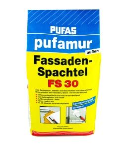 PUFAS pufamur Fassaden-Spachtel FS 30 für außen | 5 kg