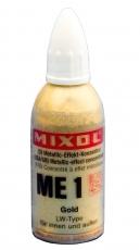 Mixol Metallic-Effekt Konzentrat ME1 Gold 30 g