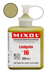 Mixol Abtönkonzentrat 16 Lindgrün 200 ml