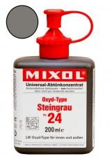 Mixol Abtönkonzentrat 24 Oxyd-Steingrau 200 ml