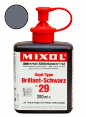Mixol Abtönkonzentrat 29 Oxyd-Brilliant-Schwarz 200 ml