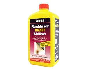 PUFAS Rauhfaser-KRAFT-Ablöser | 1,0 Liter