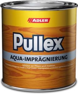 ADLER Pullex Aqua-Imprägnierung Holzschutz Grundierung   0,75 Liter