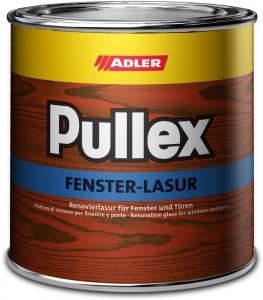 ADLER Pullex Fenster-Lasur Holzschutzlasur | 0,75 Liter