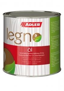 ADLER Legno-Öl – Holzöl für innen | Weiß od. Farblos | 0,750 Liter