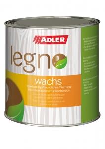 ADLER Legno-Wachs – Farbloses Holzwachs für innen | 0,750 Liter