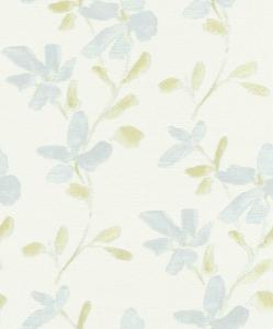 erismann Tapete 6347-07 - Vliestapete mit floralem Muster