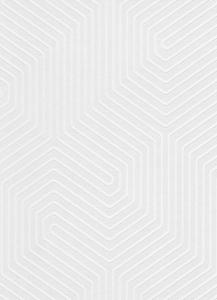 erismann Tapete 5374-10 - Vliestapete mit grafischen Muster | überstreichbar