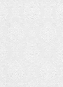 erismann Tapete 5378-10 - Vliestapete mit Ornamenten | überstreichbar