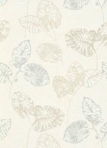 erismann Tapete 5426-02 - Vliestapete mit floralem Muster