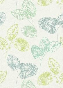 erismann Tapete 5426-07 - Vliestapete mit floralem Muster
