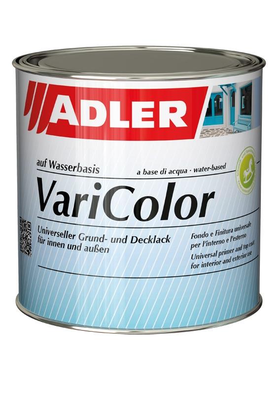 adler varicolor klarlack gl nzend f r innen au en 2 5 l. Black Bedroom Furniture Sets. Home Design Ideas