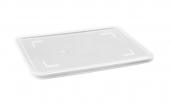 SoliDLine Farbeimer - transparenter Deckel | eckig | 12 Liter