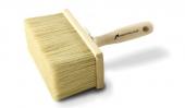 Deckenbürste – Meisterqualität | M6 | Maße 170 × 70 mm