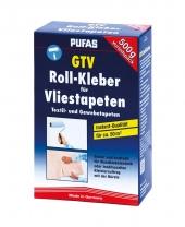 PUFAS GTV Roll-Kleber für Vliestapeten | 500 g