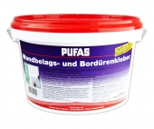 PUFAS Wandbelags- und Bordürenkleber | 3,0 kg