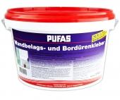 PUFAS Wandbelags- und Bordürenkleber | 5,0 kg