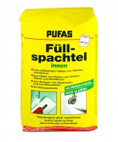 PUFAS Füllspachtel für innen | 5 kg