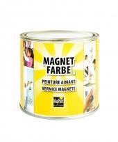 MagPaint MagnetFarbe | dunkelgrau + überstreichbar | 0,5 Liter