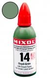 Mixol Abtönkonzentrat 14 Oxyd-Grün 20 ml