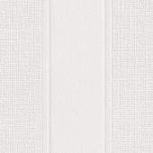 rasch Tapete 141818 - Großrolle/Vlies mit Streifen | überstreichbar