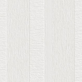 rasch Tapete 142419 - Großrolle/Vlies mit Streifen | überstreichbar