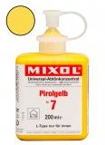 Mixol Abtönkonzentrat 07 Pirolgelb 200 ml