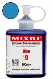 Mixol Abtönkonzentrat 09 Blau 200 ml