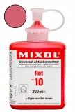 Mixol Abtönkonzentrat 10 Rot 200 ml
