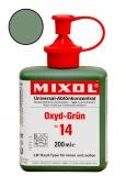 Mixol Abtönkonzentrat 14 Oxyd-Grün 200 ml