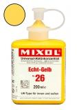 Mixol Abtönkonzentrat 26 Echt-Gelb 200 ml