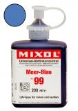 Mixol Abtönkonzentrat 99 Meerblau 200 ml