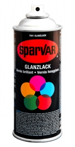 SparVar - Acryl-Spray Klarlack | matt | 400 ml