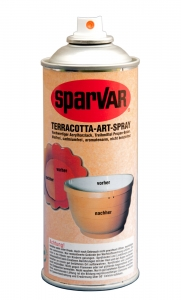 SparVar - Terracotta-Art Spray | 400 ml