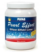 PUFAS Pearl Glitzer-Effekt Wandlasur | 1,5 Liter