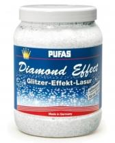 PUFAS Diamond Glitzer-Effekt Wandlasur | 1,5 Liter