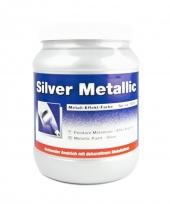 PUFAS Silber Metall-Effekt-Farbe | 1,5 Liter