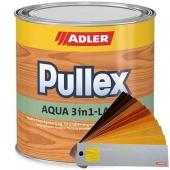 ADLER Pullex Aqua-Plus Holzlasur | 0,75 Liter