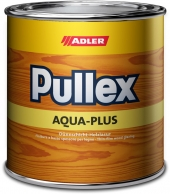 ADLER Pullex Aqua-DSL Dickschichtlasur für Holz | 0,75 Liter