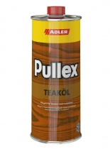 ADLER Pullex Teaköl - Pflegeöl | 0,25 Liter