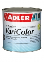 ADLER VariColor Klarlack – Acryllack für innen & außen | matt Farblos | 0,375 Liter