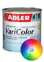 ADLER VariColor Buntlack – Acryllack für innen & außen | 0,750 Liter