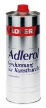 ADLER Adlerol Terpentinersatzöl – Streichverdünnung für KH-Lacke & Pinselreiniger | 0,5 Liter