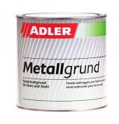 ADLER Metallgrund – Rostschutzgrundierung für Eisen und Stahl | 0,750 Liter