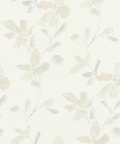 erismann Tapete 6347-10 - Vliestapete mit floralem Muster