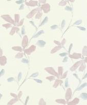 erismann Tapete 6347-21 - Vliestapete mit floralem Muster